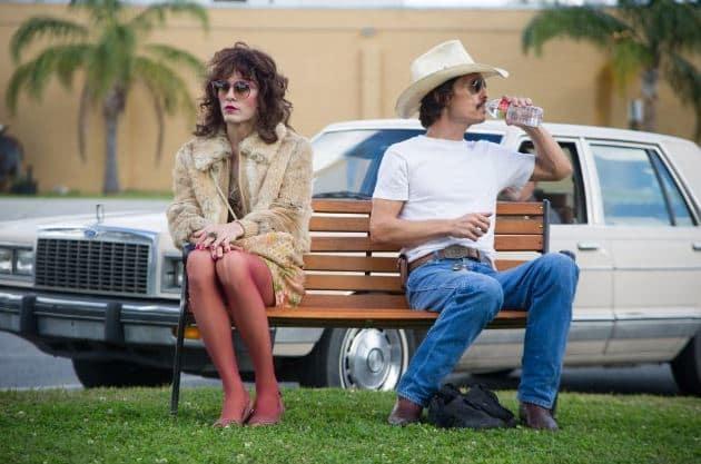 Dallas Buyers Club Jared Leto Matthew McConaughey