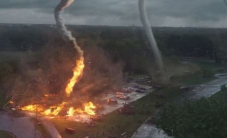 Into the Storm Trailer: Don't Let Go!