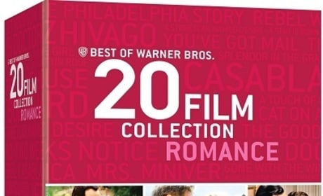 Warner Bros. 20 Best Romance DVD