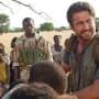 Gerard Butler Heals in Machine Gun Preacher