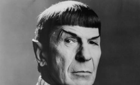 "Celebrities React to Leonard Nimoy Death: ""Live Long and Prosper"""