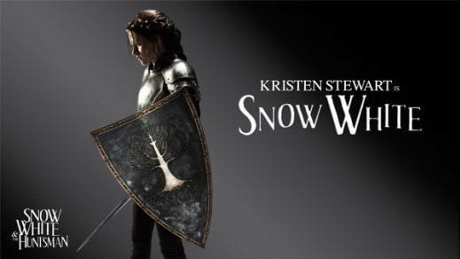 Kristen Stewart as Snow White