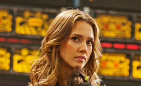 Jessica Alba in Spy Kids 4