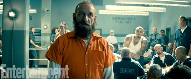 Ben Kingsley is the Mandarin