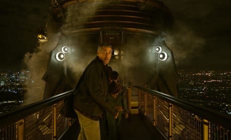 Tomorrowland George Clooney Still Photo