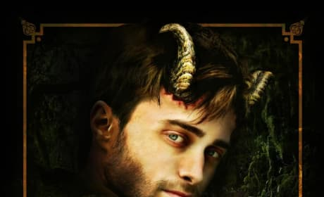 Horns Movie Poster