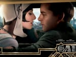 The Great Gatsby Banner Elizabeth Debicki Tobey Maguire