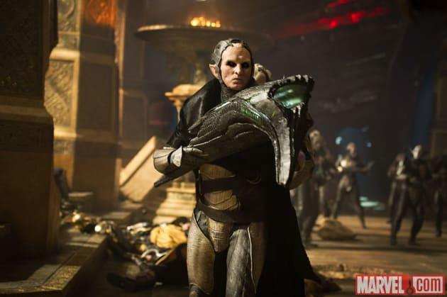 Thor: The Dark World Christopher Eccleston