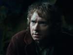 Martin Freeman as Bilbo Baggins in The Hobbit