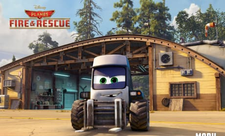 Planes Fire and Rescue Manu Poster