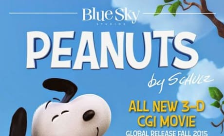 Peanuts Movie Snoopy Comic-Con