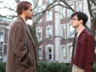 Kill Your Darlings Daniel Radcliffe Michael C. Hall