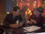 Josh Brolin and Ryan Gosling in Gangster Squad