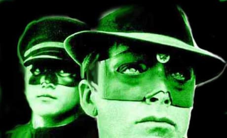 Nicolas Cage: Out of The Green Hornet