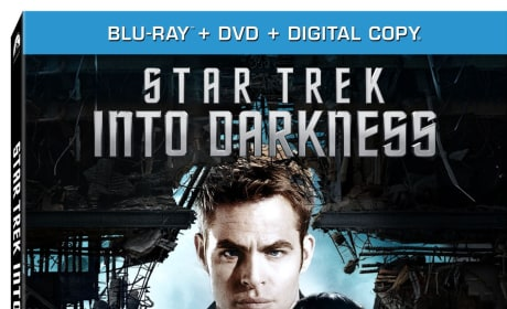 Star Trek Into Darkness Exclusive Giveaway: Win J.J. Abrams Signed DVD!