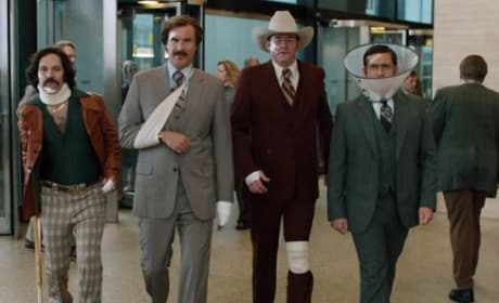 Anchorman 2 Release Date Moved Up