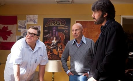 Oscar Winners: Argo Takes Best Picture
