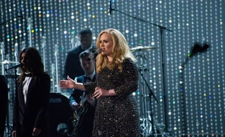 Adele Academy Awards