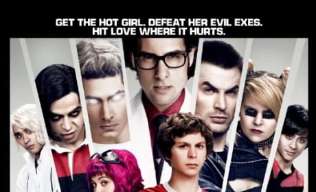 Cool New Scott Pilgrim Poster Released!