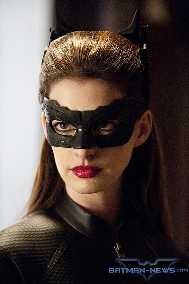 The Dark Knight Rises Still: Catwoman
