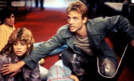 Michael Biehn Linda Hamilton The Terminator