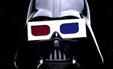 Star Wars Goes 3D
