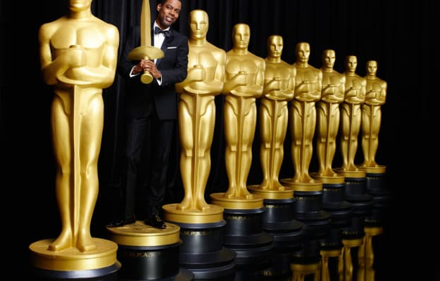 Chris Rock's Opening at the 88th Academy Awards: The White People's Choice Awards