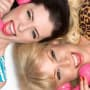 Lauren Miller and Ari Graynor in For a Good Time, Call