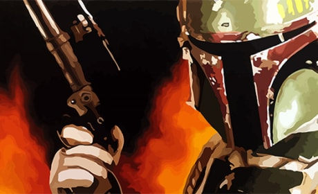 Star Wars Poster: Boba