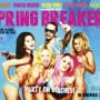 Spring Breakers UK Poster Blue