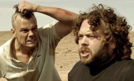 Scenic Route Exclusive: Dan Fogler Talks Josh Duhamel Going Dark