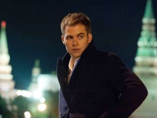 Chris Pine in Jack Ryan