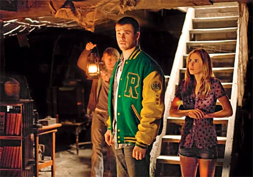 Chris Hemsworth in Cabin in the Woods