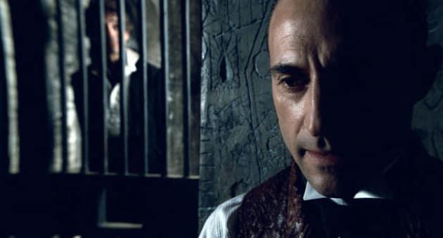 Blackwood in Jail