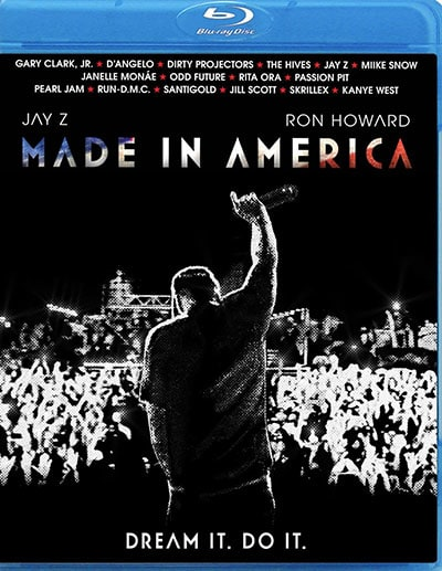 Made in America Blu-Ray