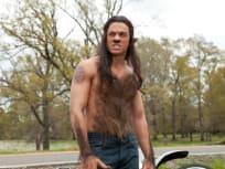 Hairy Half-Wolf