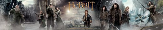 The Hobbit: The Desolation of Smaug Character Banner