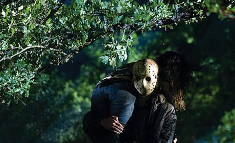 Jason Voorhees Catches a Predator