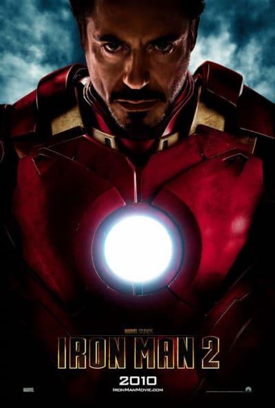Iron Man 2 UK Poster