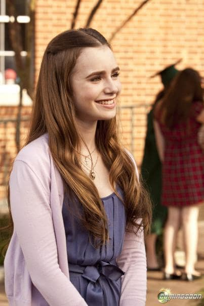 Lilly Collins as Collins Tuohy