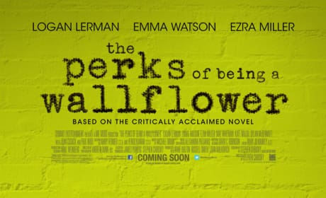 The Perks of Being a Wallflower Gets a New Poster and Teaser
