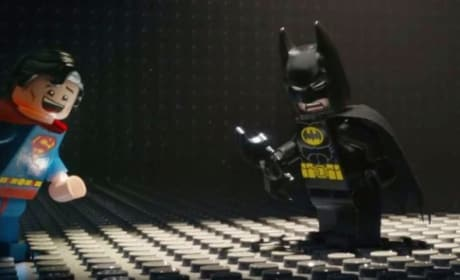 The LEGO Movie Video: Meet Batman!