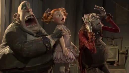 The Boxtrolls Cast