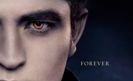 Breaking Dawn Part 2 Character Poster: Edward