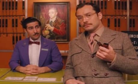 The Grand Budapest Hotel Trailer: Wes Anderson Introduces All-Star Cast