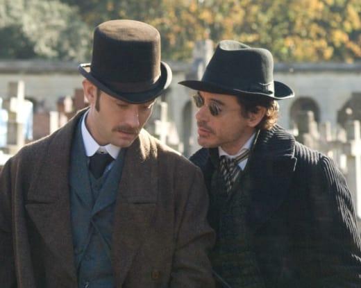 Sherlock Holmes, Dr. Watson