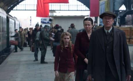 The Book Thief Stars Geoffrey Rush