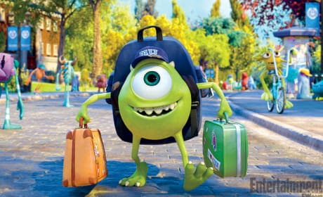 Monsters University Recruitment Ad: Your Future is Knocking