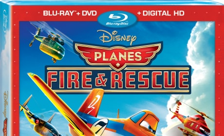 Planes Fire & Rescue DVD Review: Dusty Has Kids Soaring!