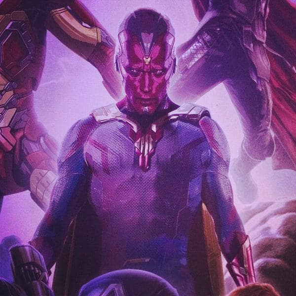 Avengers Age of Ultron The Vision Concept Art